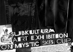 Subkultura Art Exhibition Catalogue